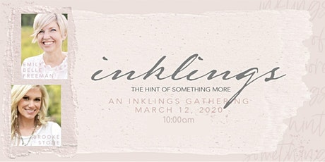 AN INKLINGS GATHERING (Morning) tickets