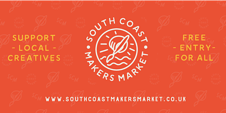 South Coast Makers Market // Bournemouth's Monthly Market // FREE Entry! tickets