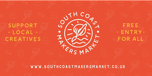 South Coast Makers Market // Bournemouth's Monthly Market // FREE Entry!