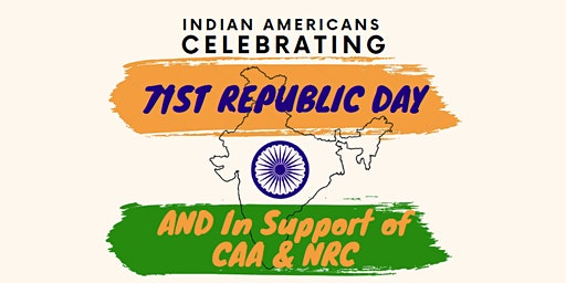 71st Republic Day Celebration and Support of CAA & NRC