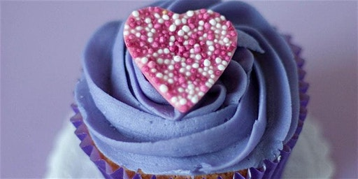 Valentine's Beer & Cupcake Flight