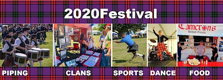 37th Annual Southeast Florida Scottish Festival & Highland Games image