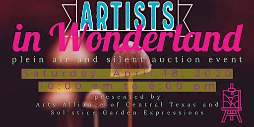 Artists in Wonderland