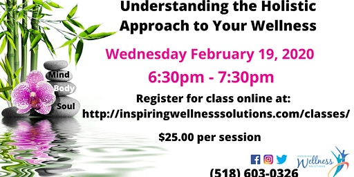 Understanding the Holistic Approach to Your Wellness
