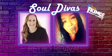 Retro Revival by Soul Sisters | Fringe Mt Gambier 2020 tickets