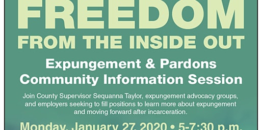 Job Fair- Freedom From the Inside Out