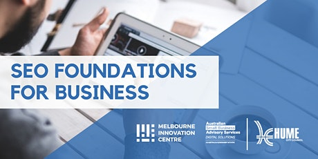 CANCELLED WORKSHOP: SEO Foundations for Small Business - Hume tickets