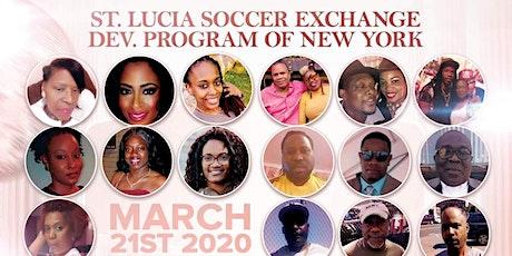 St. Lucia Soccer Exchange Dev. Program Of New York Soccer Awards Ceremony tickets