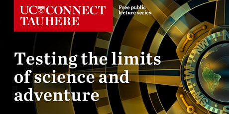 UC Connect: Testing the limits of science and adventure tickets