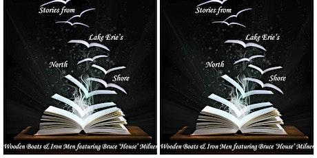 "Storytellers of Norfolk Series - Singer/Songwriter Bruce ""House"" Milner tickets"