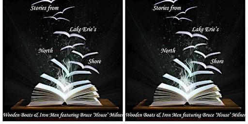 """Storytellers of Norfolk Series - Singer/Songwriter Bruce """"House"""" Milner"""