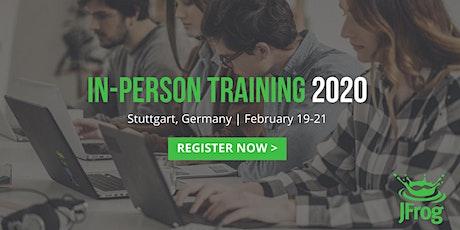In-Person Training - Stuttgart, Germany tickets