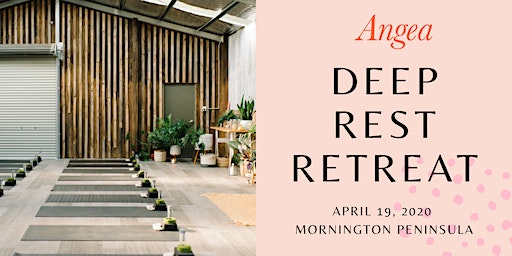 Deep Rest Women's Retreat