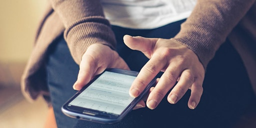 Be Connected: Understanding Your Data Plan @ Cove Civic Centre