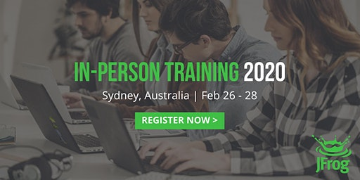 In-Person Training - Sydney, Australia
