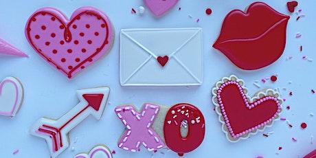 Valentine's Cookie Decorating Workshop tickets
