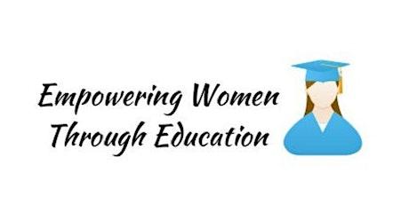 Empowering Women Through Education Breakfast Fundraiser tickets