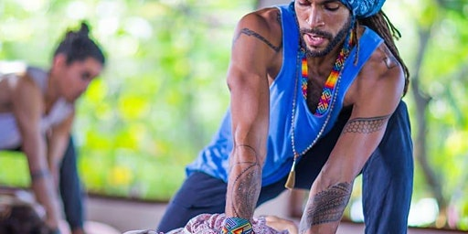 100HR THE ART OF HEALING TOUCH - Thai Yoga Massage & Fascia Universe