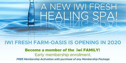 iwi fresh Farm- Oasis Social Wellness Tours
