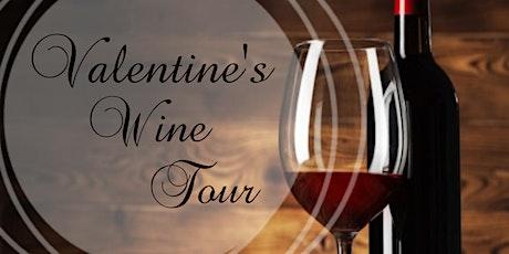 Valentine's Wine Tour tickets