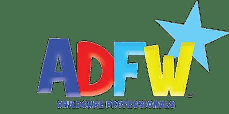 ADFW Childcare:  Child Growth & Development - Help Me Grow tickets