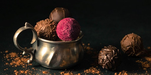 Kids in the Kitchen : Vegan Chocolate Lavender Truffles