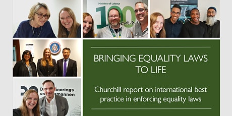 Bringing Equality Laws to Life Report Launch tickets
