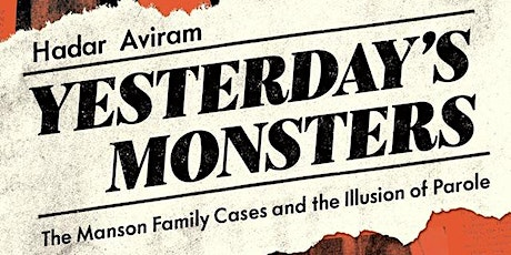 Yesterday's Monsters Release Party tickets