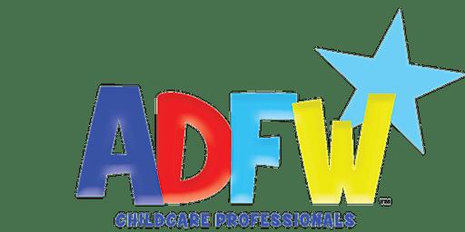 ADFW Childcare SIDS Safe Sleep Infant Brain Development Workshop