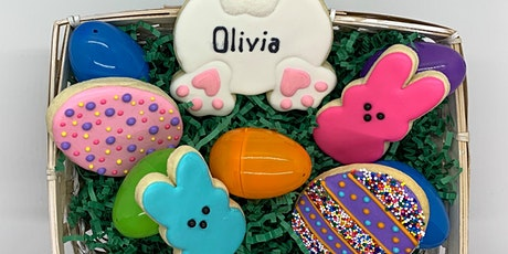 Kid Friendly Easter Cookie Decorating Class tickets