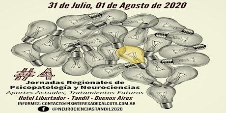 4° Jornadas Regionales de Psicopatología y Neuroci entradas