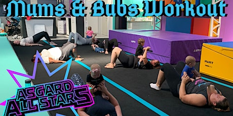 Mums & Bubs Workout tickets