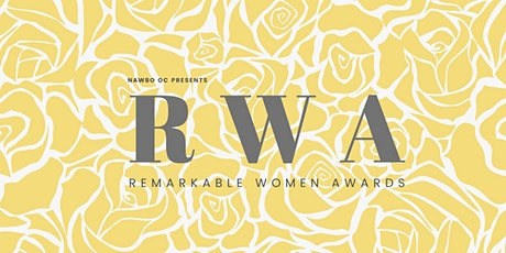 Remarkable Women Awards - Women Making History tickets
