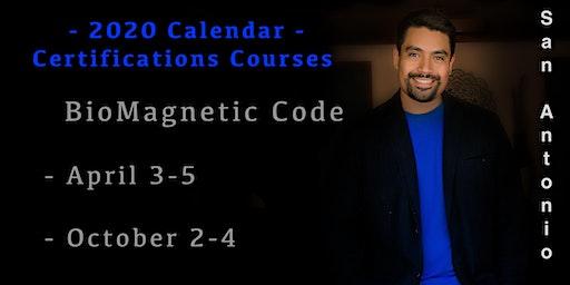 Biomagnetic Code Certification