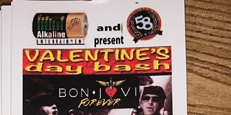 Valentines Day with Bon Jovi Forever tickets