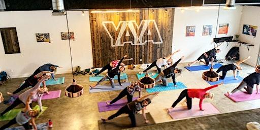 Mindful Yoga w/ Sara Randall
