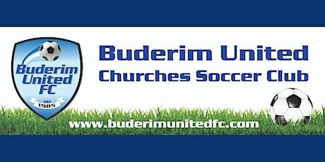 Soccer Skills Coaching Clinic - Buderim United Soccer tickets