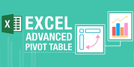 Mastering Pivot Table for Microsoft Excel 2016 & 365 Users: Advanced tickets