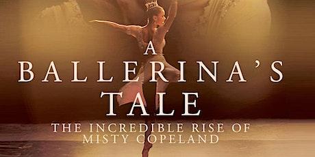 A Ballerina's Tale - Perth Premiere - Thu 6th February tickets