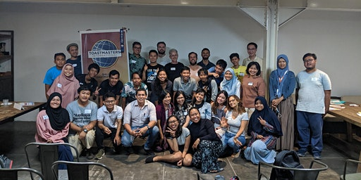 BALI TOASTMASTERS CLUB MEETING
