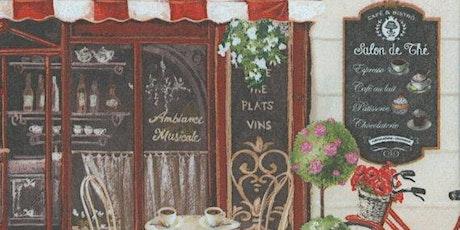 I Love Paris Tea tickets