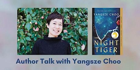Author Talk: Yangsze Choo tickets