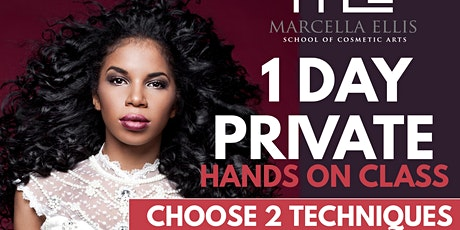 MIAMI/ 1 Day Private Hands-on Class tickets