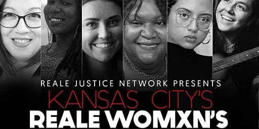 KC's Reale Womxn's Rally 2020