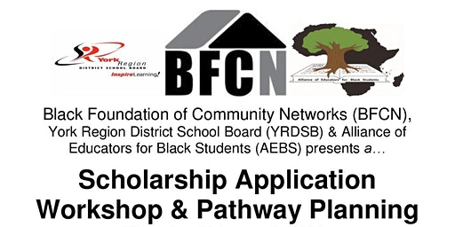 BFCN - Scholarship Application Workshop & Pathway Planning