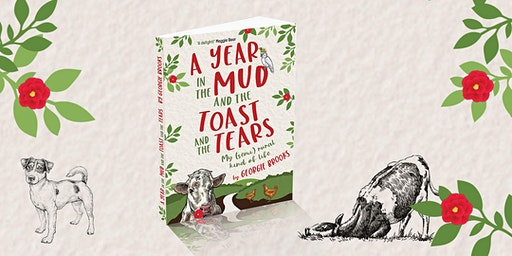 A Year in the Mud and the Toast and the Tears - Book Launch