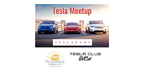 Tesla Meetup at Westminster Superchargers tickets