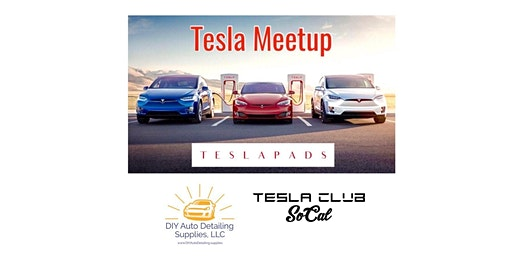 Tesla Meetup at Westminster Superchargers