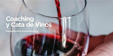 Degustando Experiencias: Coaching y Cata De Vinos entradas