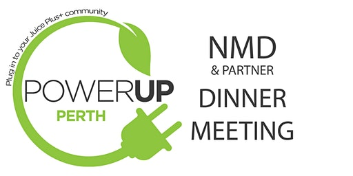 POWER UP - NMD DINNER PERTH
